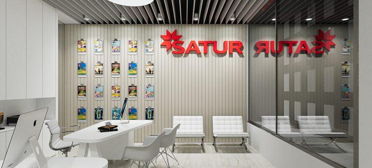 Cestovná kancelária Satur
