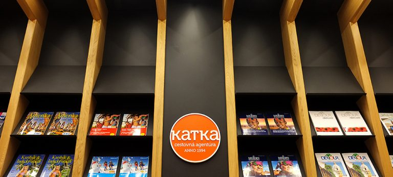 Cestovná agentúra Katka