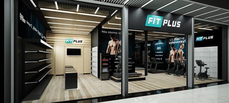 Predajne Fit Plus